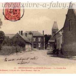 Bethencourt - Grande Rue