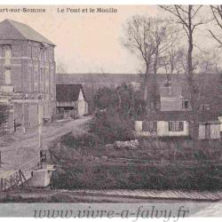 Bethencourt - Pont et Moulin
