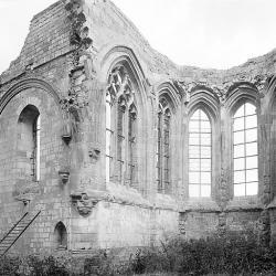 Chapelle du nord et autel