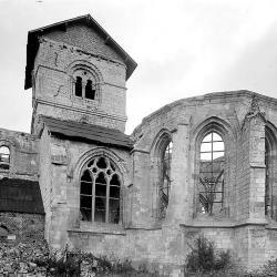 Chapelle du midi - sacristie - clocher