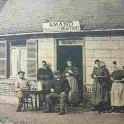 Falvy - Amand Menuisier Débitant