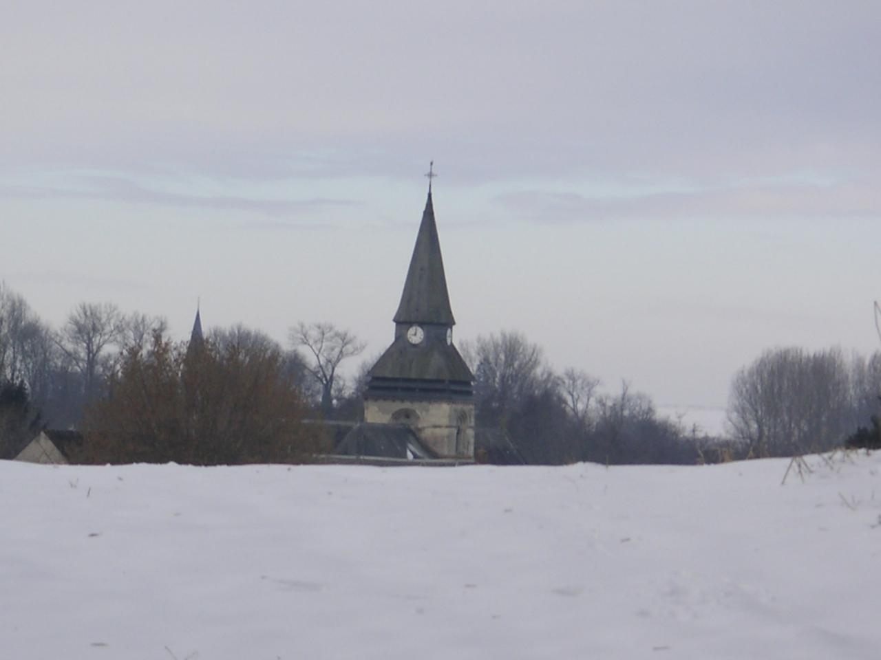 Eglise de Falvy