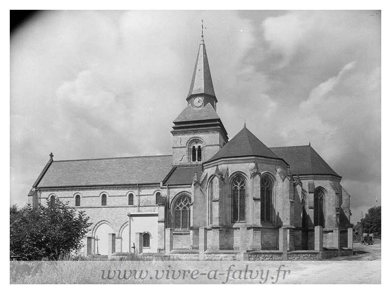 Eglise falvy ensemble sud