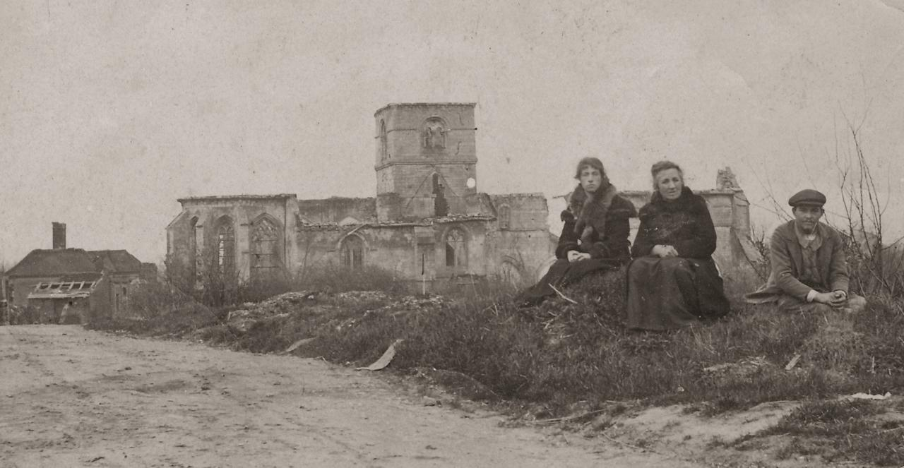 Eglise de Falvy Moïse Parau
