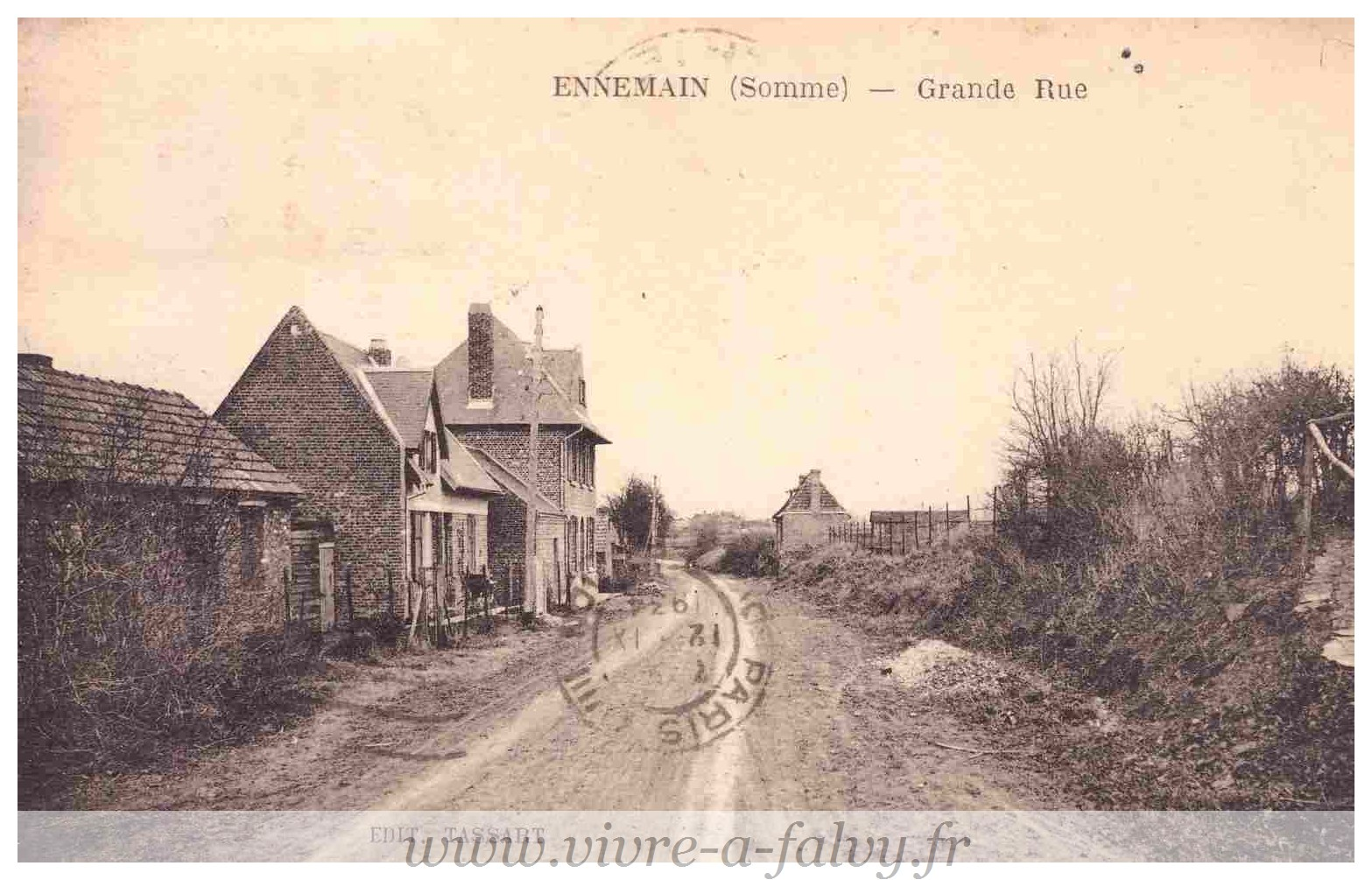 Ennemain - Grande Rue