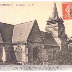 Ennemain - L'Eglise