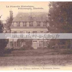 Ennemain - Le Château Bellevue
