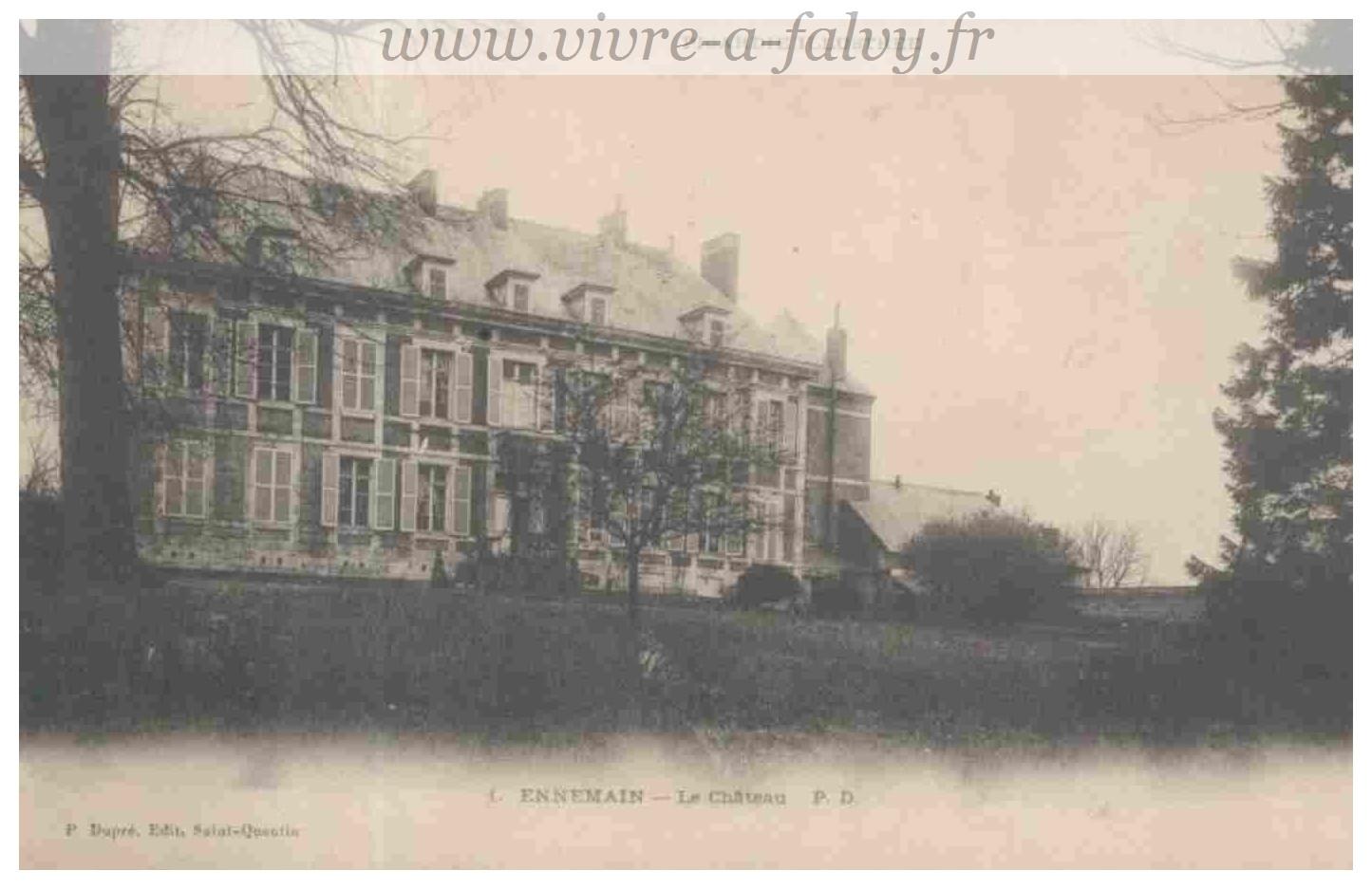 Ennemain - Le Château