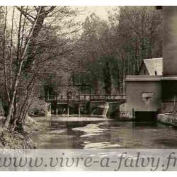 Ennemain - le Moulin
