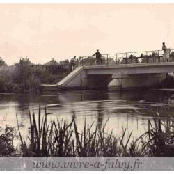 Epenancourt - Le Pont de la Somme
