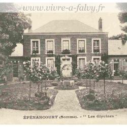 Epenancourt - Les Glycines