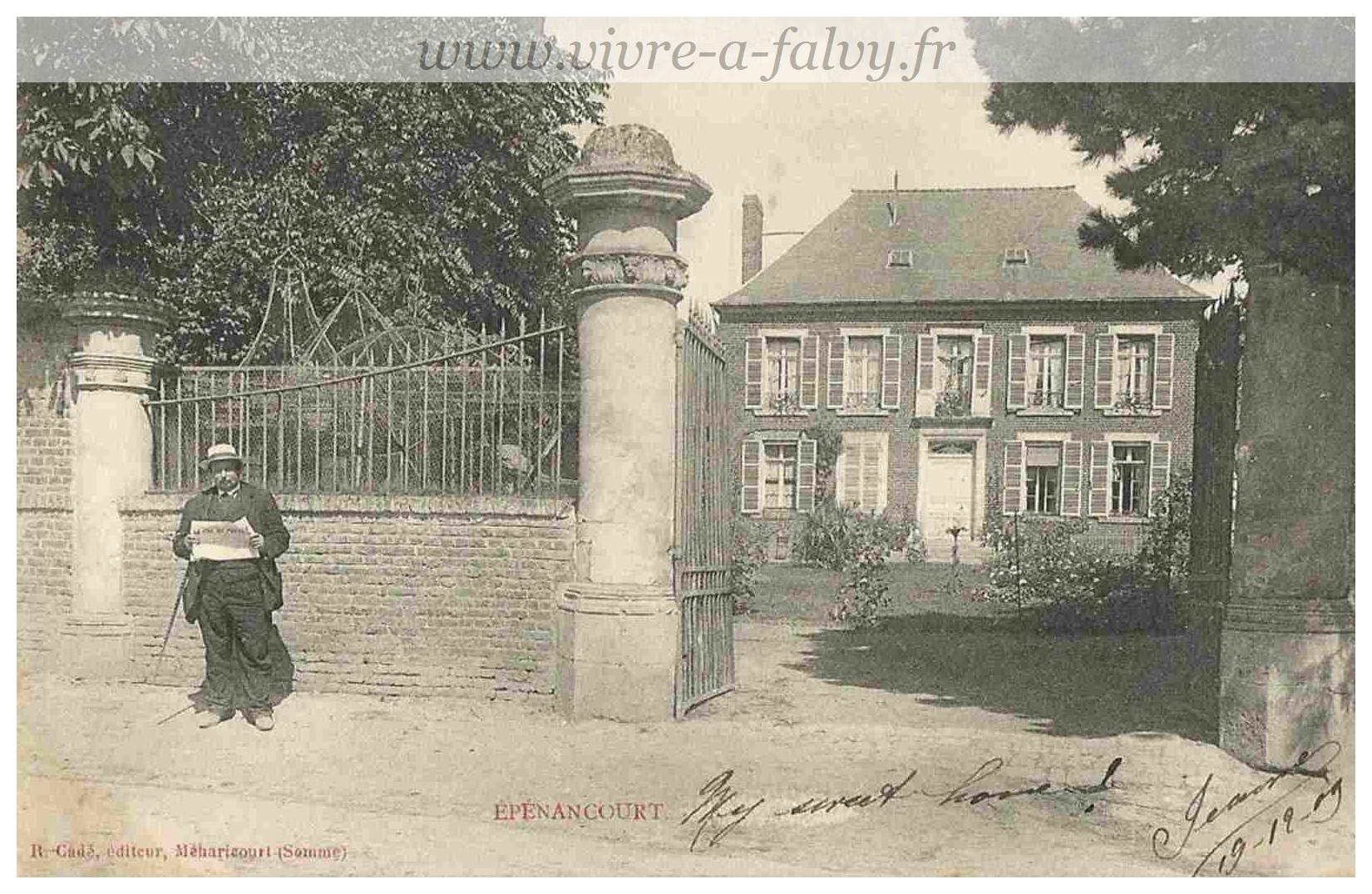 Epenancourt - Une Villa