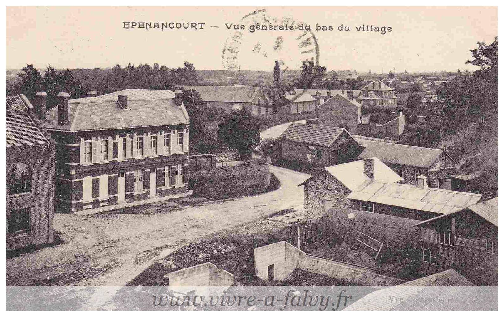 Epenancourt et Cizancourt