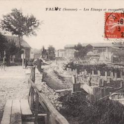 Reconstruction pont Falvy
