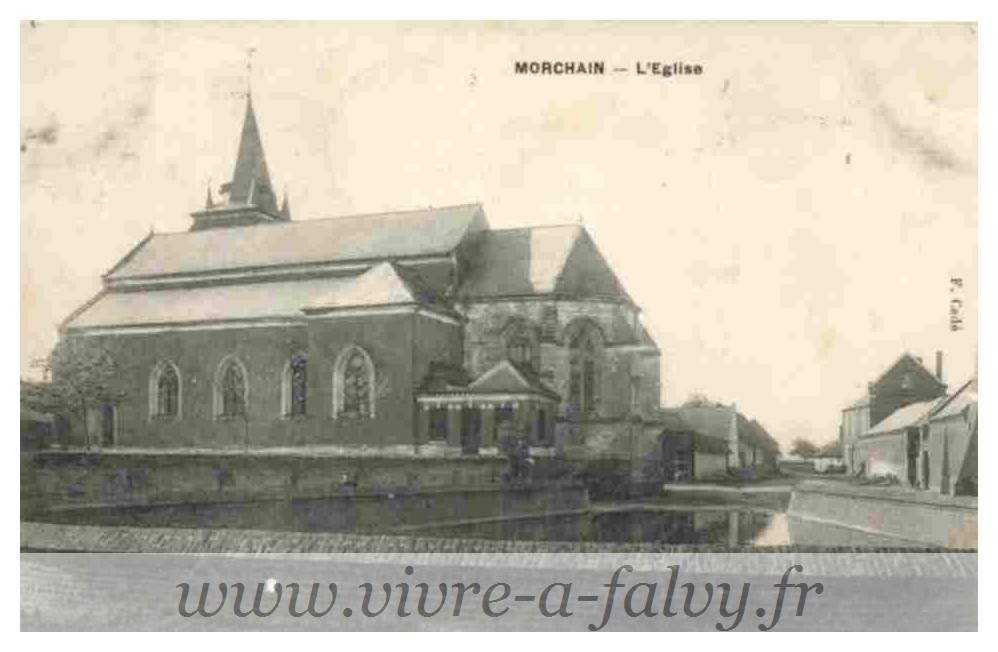 Morchain - L'Eglise