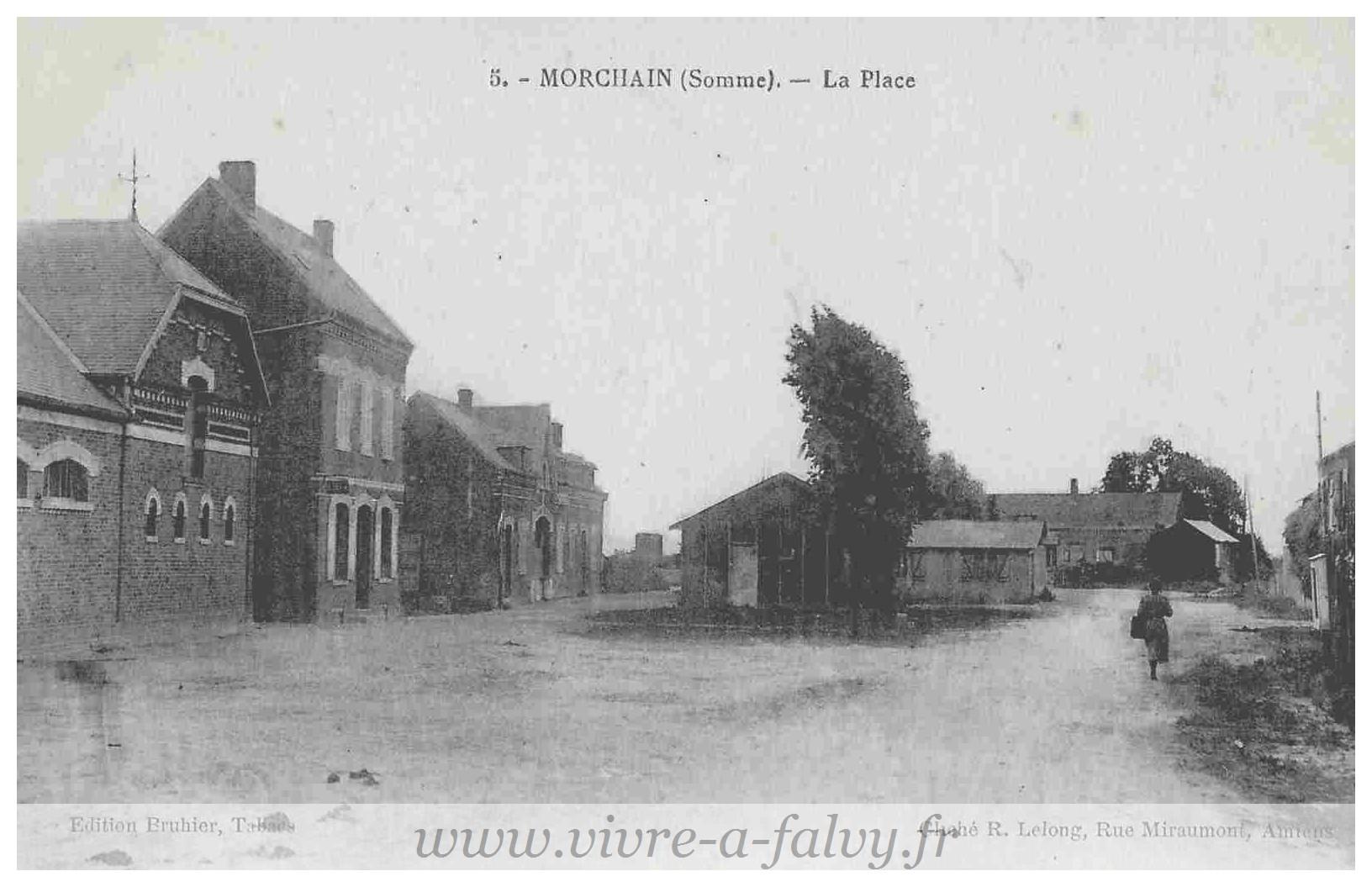 Morchain - La Place