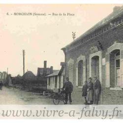 Morchain - Rue de la Place