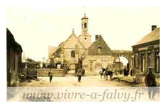 Pargny - Eglise