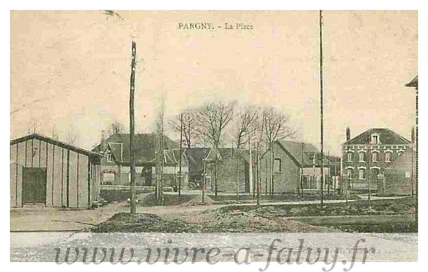 Pargny - La Place