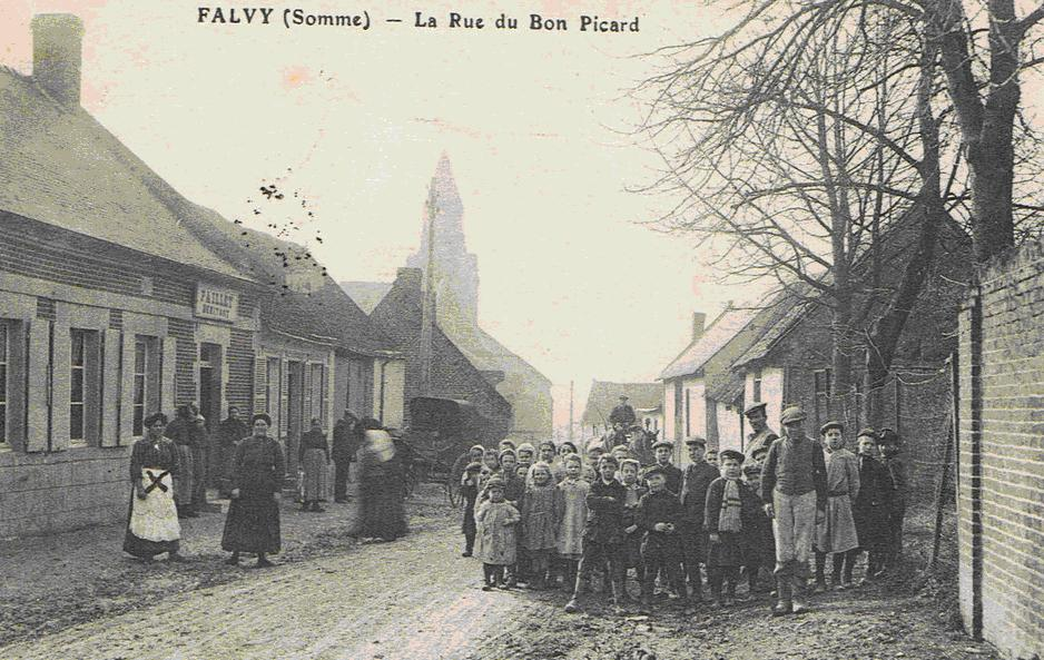 Village et Habitants