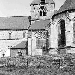 Clocher - Sacristie - Chapelle du midi