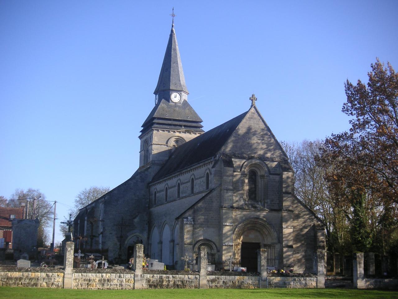 Eglise Sainte Benoîte