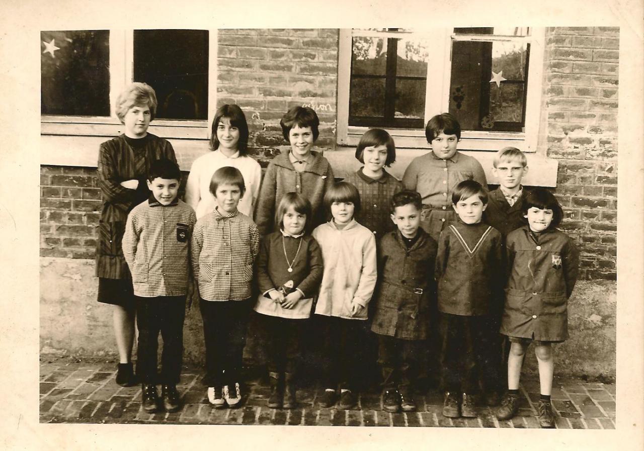 Ecole de Falvy (1963 ?)