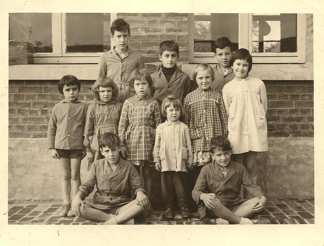 Ecole de Falvy (1967 ?)