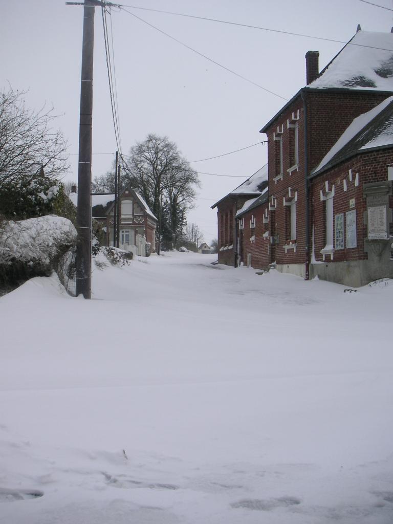 Rue du Trou Picard