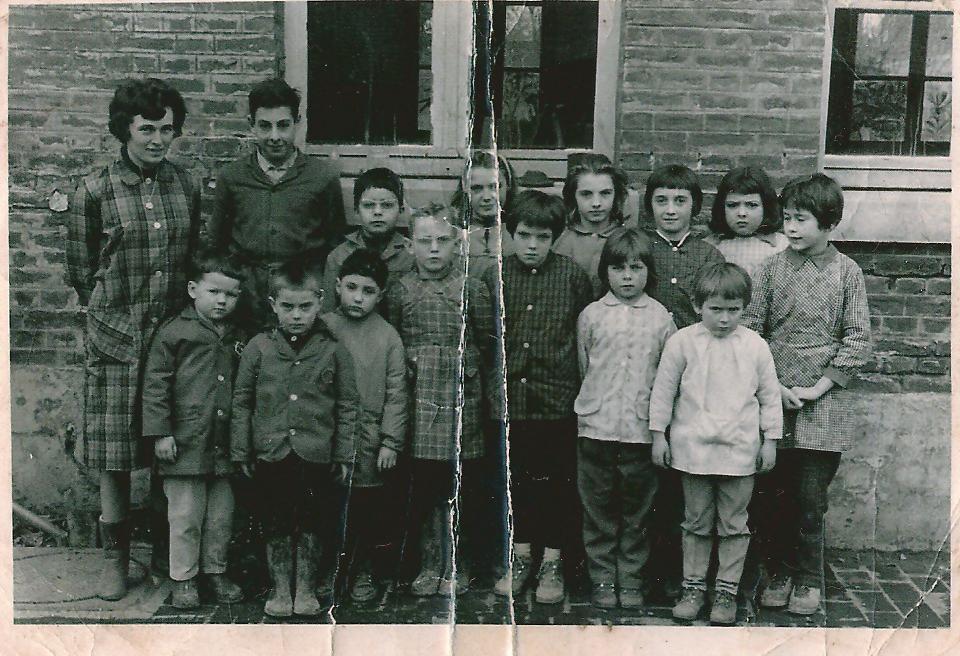 Ecole de Falvy 1965