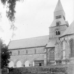 Vue extérieur  1900 1913
