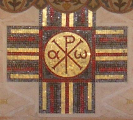 La mosaïque des autels et des bénitiers a été effectuée par ?