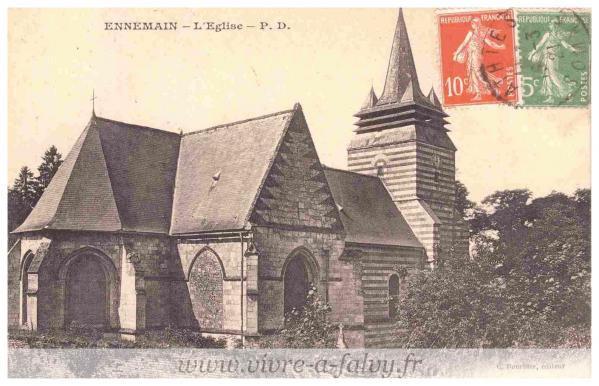 Ennemain l eglise 3