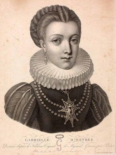 De qui Nicolas d'Amerval seigneur de Liancourt, fut le mari de complaisance ?
