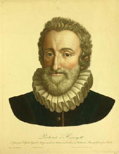 Qui est le descendant de François de Bourbon et Marie de Luxembourg ?