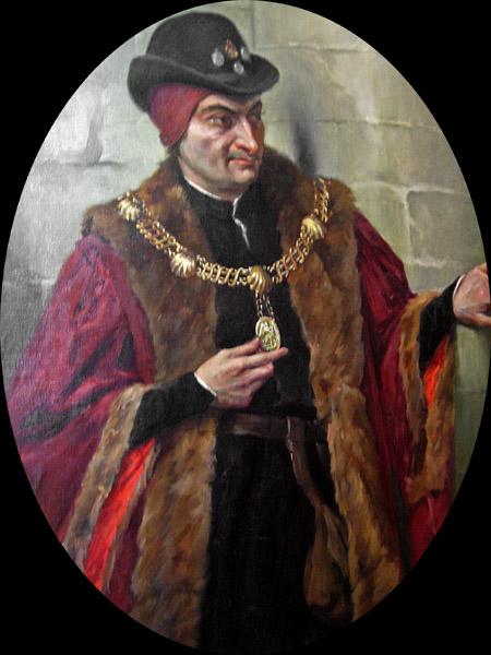 Quel roi a séjourné au château de Falvy en 1476 ?