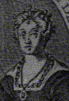 Quelle comtesse fit ériger dans l'église de Falvy la très belle chapelle du midi ?