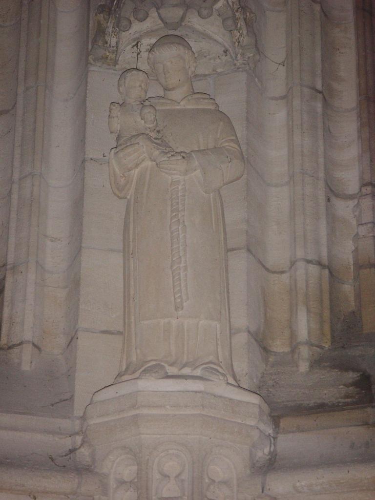 Quel est ce saint qui à partir du XVIIe siècle, fut  invoqué pour retrouver les objets perdus ?