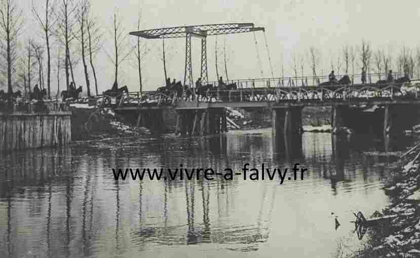 Pont pargny 14 01 1918
