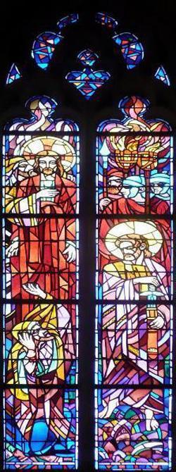 L'arrestation de Jésus - Pierre et Judas