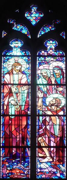 La Remise des Clés à Saint-Pierre